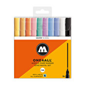 Molotow ONE4ALL 127HS Pastel-Set, 10-set