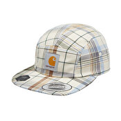 Carhartt Vilay Cap, Vilay Check / Natural