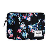 Herschel Supply Anchor 13 Laptop sleeve, Floral Blur
