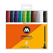 Molotow ONE4ALL 227HS Basic-Set 2, 10pcs