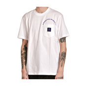 Carhartt S/S Motown Pocket Tee, Wh PrismViolet
