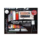 Daler Rowney Complete Art Set 115 pcs