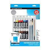Daler Rowney Watercolor set 25 pcs