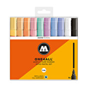 Molotow ONE4ALL 227HS Pastel-Set, 10-set
