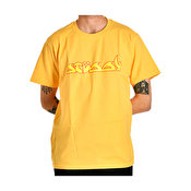 Stussy Future T-shirt, Orange
