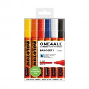 Molotow ONE4ALL 227hs Basic-Set 1