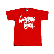 Montana Cans x Shapiro Tee, Red