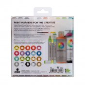 MTN Water Based Marker 3mm - 20 Set