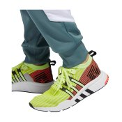 Adidas EQT Block Track Pants, Raw Green
