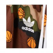 Adidas Kids Basketball SST Track Suit, Multi