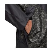 Adidas Originals PT3 Karkaj Windbreaker Jacket, Black Reflective