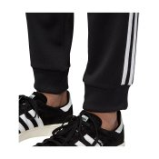 Adidas Originals SST Track Pants, Black White