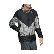 Adidas Originals PT3 Karkaj Windbreaker Jacket, Black White