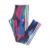 Adidas W Camo Tree Leggings, Multi