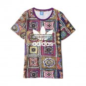 Adidas W Crochita Tee, Multi