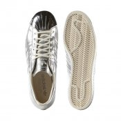 Adidas W Superstar 80s ( S82741 ), Silver