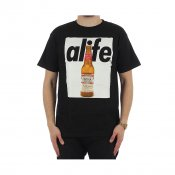 ALIFE x Budweiser Bottle Tee, Black