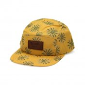 Brixton Cavern 5-panel, Gold