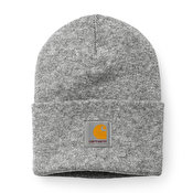 Carhartt Acrylic Watch Hat, Grey Heather