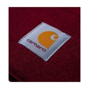Carhartt Acrylic Watch Hat, Mulberry