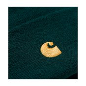 Carhartt Chase Beanie, Bottle Green
