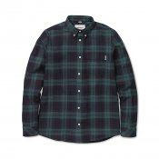 Carhartt LS Baker Shirt, Parsley