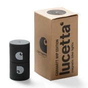 Carhartt Lucetta Magnetic Bike Lights, Anthracite