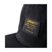 Carhartt Military Cap, Black