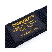 Carhartt Military Key Chain Long, Black