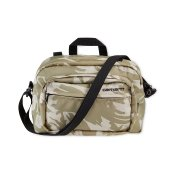 Carhartt Payton Shoulder Bag, Camo Brush Sandshell Black