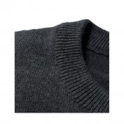 Carhartt Playoff Sweater, Black Heather