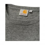 Carhartt Playoff Sweater, Dark Grey Hea