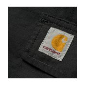 Carhartt Regular Cargo Short, Black Rinsed