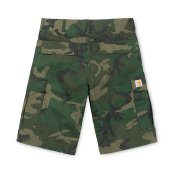 Carhartt Regular Cargo Short, Camo Combat Green