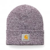 Carhartt Scott Watch Hat, Damson White