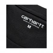 Carhartt SS State Pocket Tee, Black
