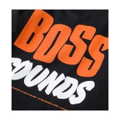 Carhartt Trojan Boss Sounds LS T-shirt, Black
