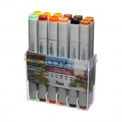 Copic Marker 12 Set, Autumn Colours
