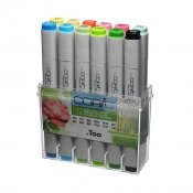 Copic Marker 12 Set, Spring Colours