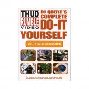 DJ Qberts Complete Do It Yourself vol. 2 Skratch Sessions DVD