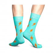 Happy Socks Flash, Turquoise