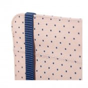 Herschel Supply Cypress Ipad Sleeve, Khaki Polka dot Navy
