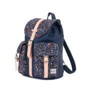 Herschel Supply Dawson Liberty, Navy Donna