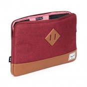 Herschel Supply Heritage Sleeve 13, Wine C Tan
