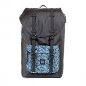 Herschel Supply Little America Liberty, Black Petal