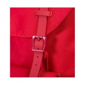 Herschel Supply Little America Mid-Volume, Red Red Rubber
