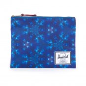 Herschel Supply Network Large, Blue Kaleidoscope