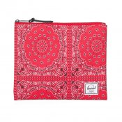 Herschel Supply Network Large, Red Bandana
