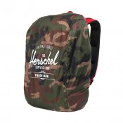 Herschel Supply Packable Rain Cover, Woodland Camo