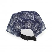 HUF Bruce 5-Panel Volley, Navy